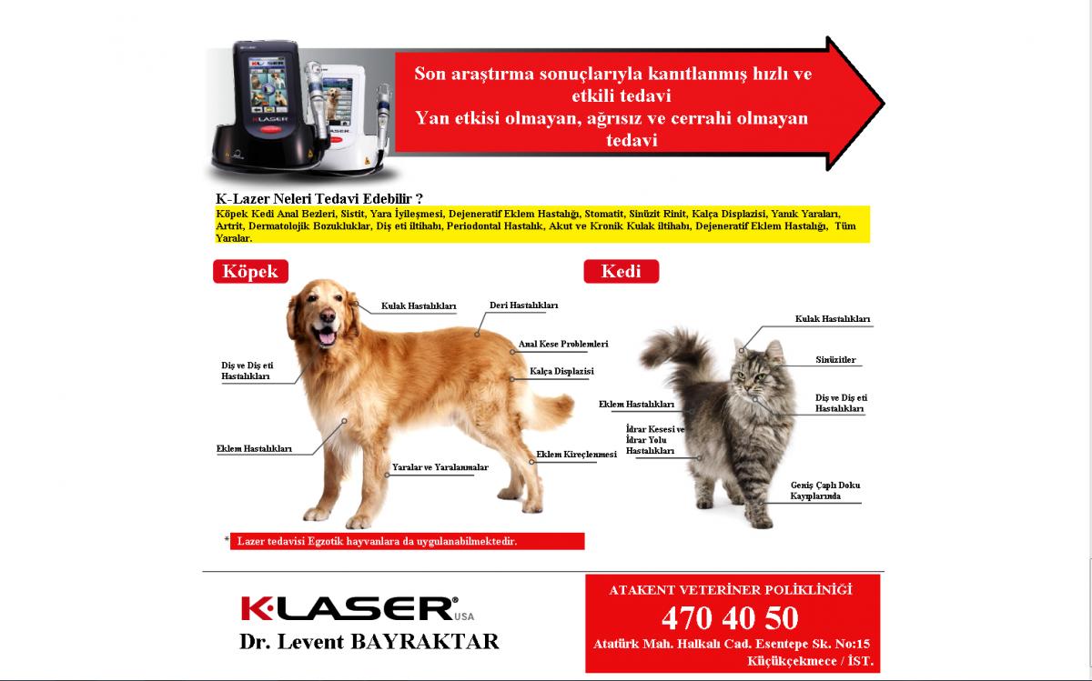 K laser tedavi